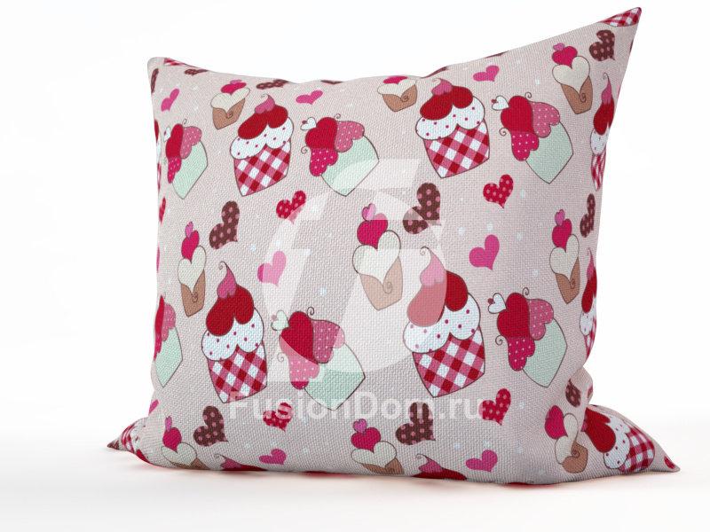 Картинки на подушке